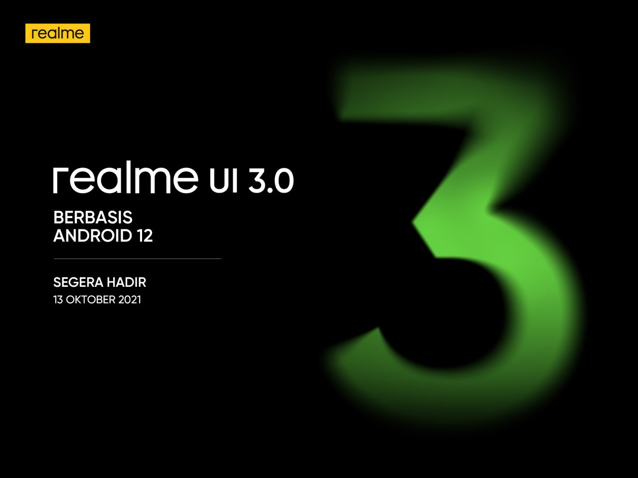android 12 realme